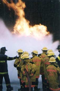 Marine Firefighting Courses