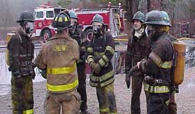 Firefighting Training Courses