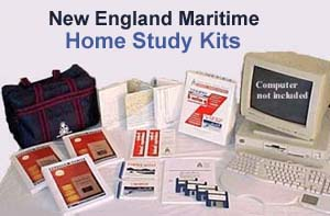 New England Maritime's Home Study Kit